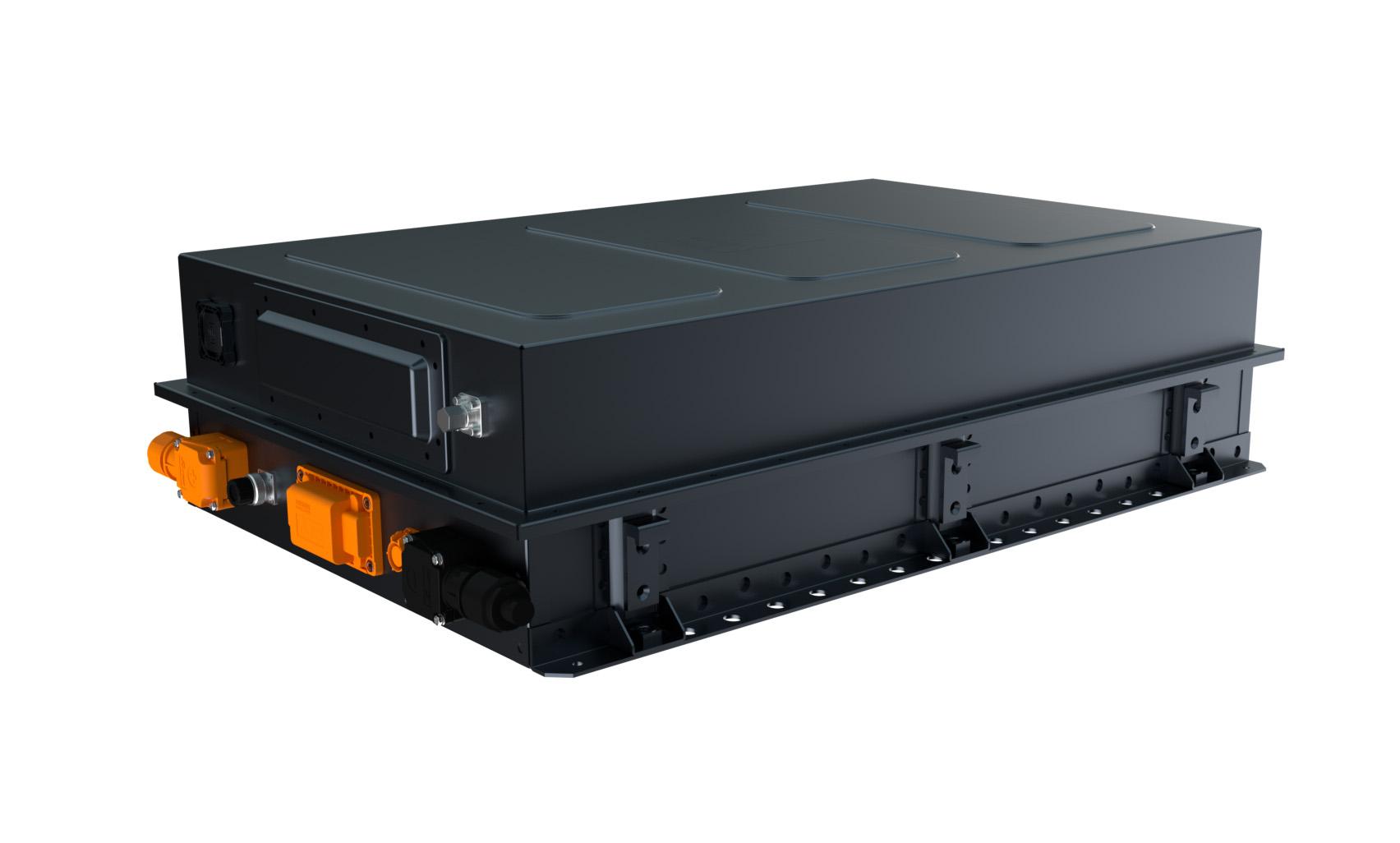 BUS 302Ah標準G箱(LFP體系)